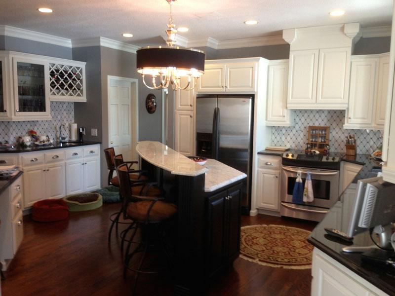 Kitchen Cabinet Enameling Eden Prairie MN